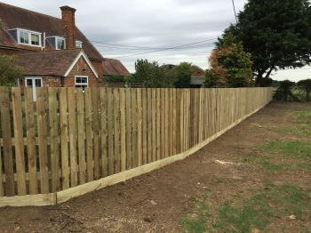 Picket fencing (2)
