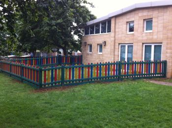 Jacksons Playtime fencing