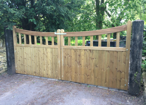 A Buyers Guide to Driveway Gates