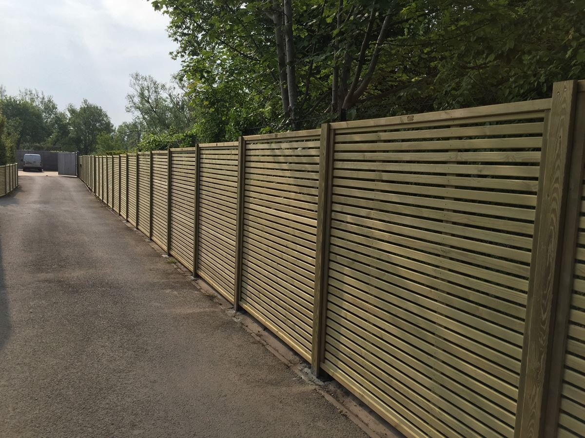Domestic Fencing Amp Gates Gallery Trentwood Fencing