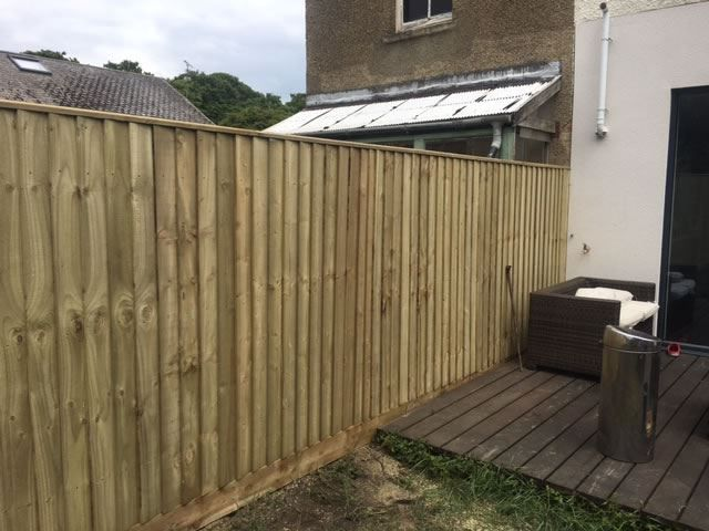 Fencing in Headington