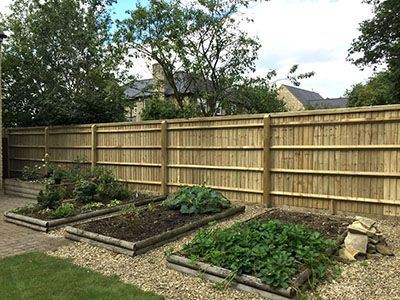 Close Board Fencing