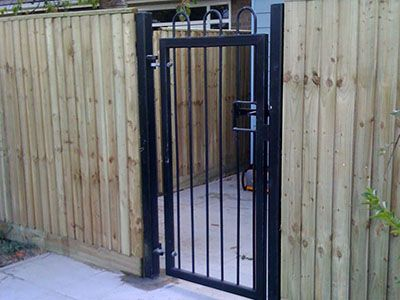 Wrought Iron Gates Trentwood Fencing