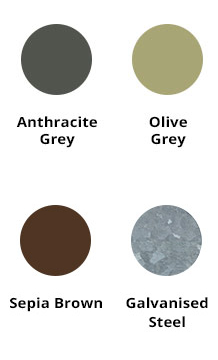 Colour options for DuraPost