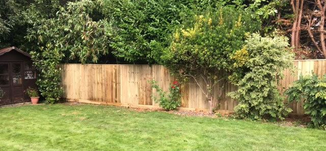 Fence care & maintenance